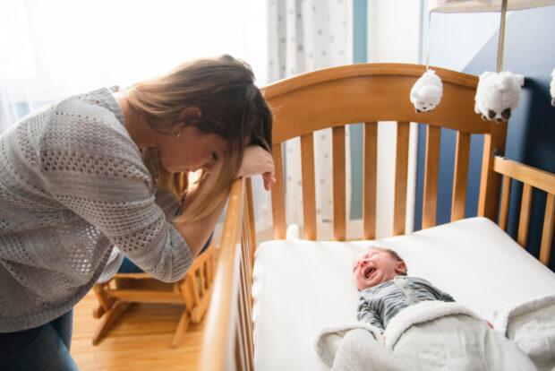 ψυχολογία της νέας μαμάς