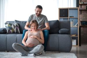 Μασάζ εγκυμοσύνης