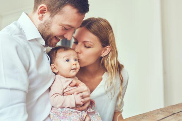 Πρώτοι μήνες με το μωρό