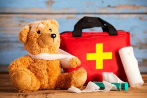 Πρώτες Βοήθειες σε βρέφη και παιδιά
