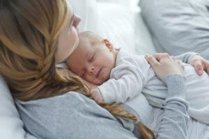 Φροντίδα του νεογέννητου και της μαμάς