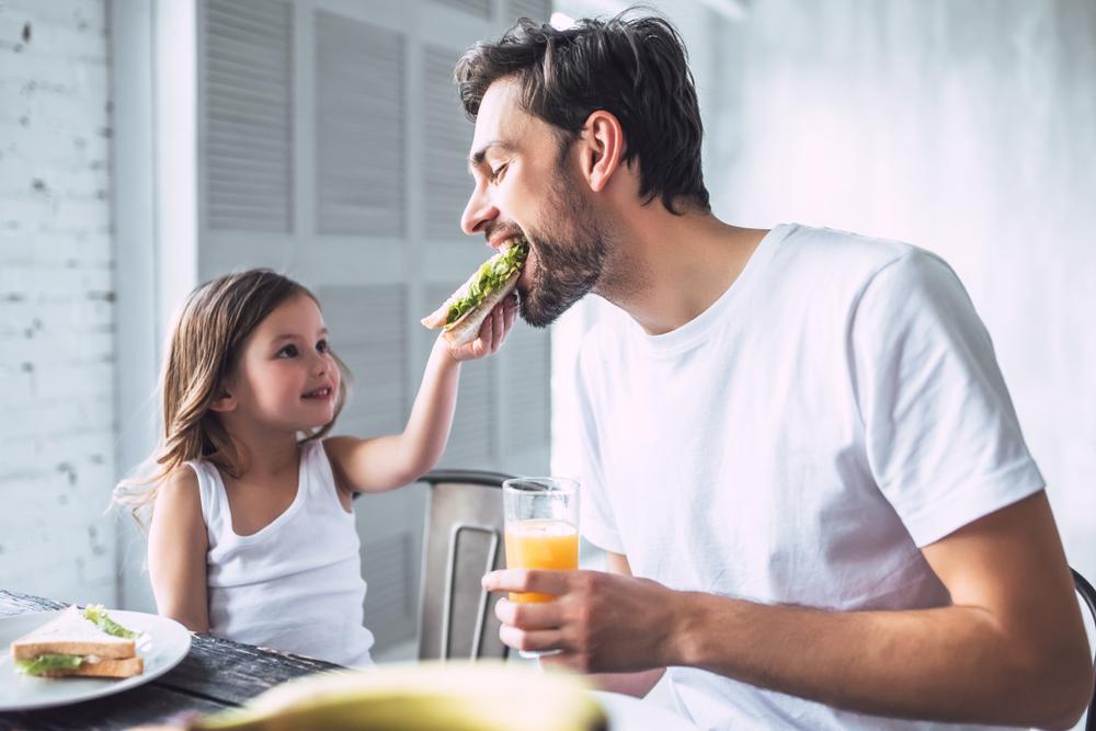 διατροφικές συνήθειες του παιδιού