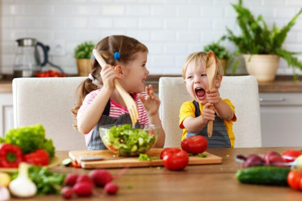 διατροφή παιδιού