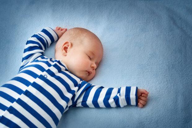 ύπνος του μωρού